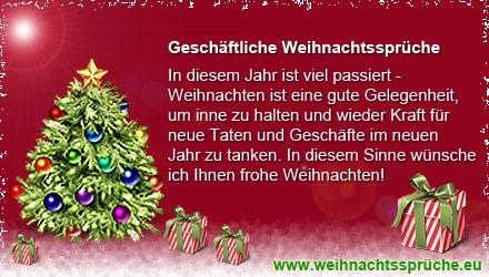 Weihnachtsspr che gesch ftlich f r kunden und gesch ftspartner for Weihnachtskarten per email kostenlos